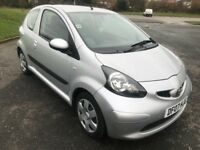 Superb Condition And Very Low Mileage 2007 Aygo MMT Automatic 38000 Miles CAT D