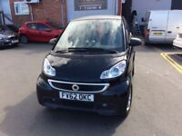 Smart Fortwo MHD 1.0 Semi Auto Black
