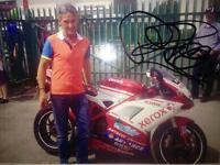 Ducati 1098 xerox edition