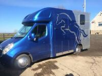 New Build 3.5 tonnes Horsebox
