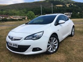 Vauxall Astra GTC SRI CDTI S/S 164 BHP . Stunnng imacculate car .All the extras well maintained