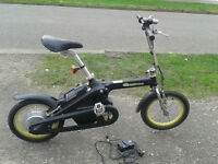 Imaginarium Mick Folding Electric Bike