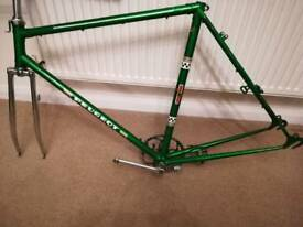 Peugeot bike frame
