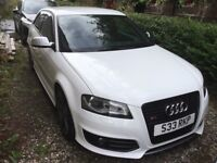 Audi S3 S-Tronic (60) Plate, Stage 1.