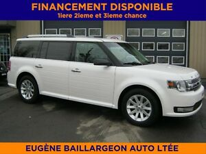 2015 Ford Flex SEL AWD CUIR TOIT OUVRANT CAMERA