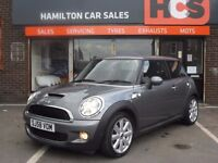Excellent Condition Mini Cooper S - 1 YEAR WARRANTY, MOT & AA COVER INCLUDED