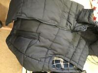 Jacket never been worn close