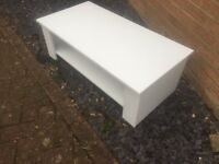 Hamilton Coffee Table - White (Argos)