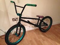 BMX WeThePeople with free inner tube