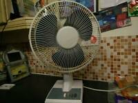 Adjustable Pedestal Propellor Fan