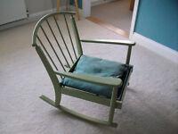 Rocking chair 1950's