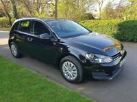 Volkswagen Golf 1.6 TDI BlueMotion Tech S (ss) 5dr