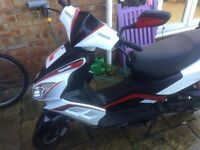 Lexmoto FMR near new only a couple of scratches runs fine