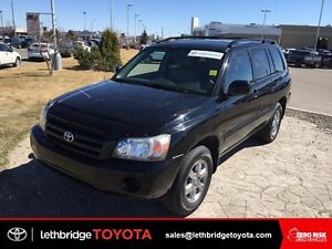 Certified 2004 Toyota Highlander SR5 AWD - HEATED LEATHER!