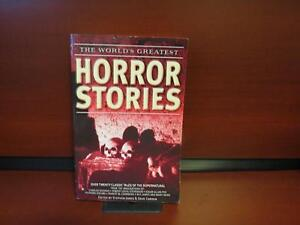 THE WORLDS GREATEST HORROR STORIES Paperback