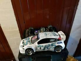 2 nitro rc cars