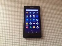 SONY XPERIA Z3 COMPACT ON EE -CRACKED SCREEN