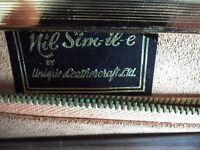 Original Vintage 1930's. Leather handbag