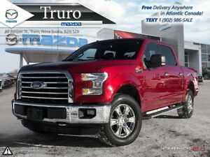 2016 Ford F-150 XLT! 5.0L SUPERCREW! XTR PKG! $278/BW TX IN! XLT