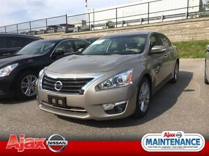 2014 Nissan Altima 2.5 SL*Loaded*9950 kms