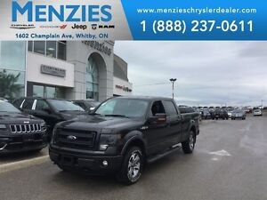 2014 Ford F-150 FX4, Bluetooth, Leather, Clean Carproof