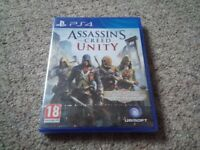 Assassin's Creed Unity Special Edition PS4 Game BRAND NEW SEALED