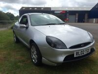 Ford Puma 1.7 63,000genuine miles original condition
