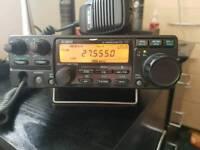 Alinco dx70 hf mobile radio