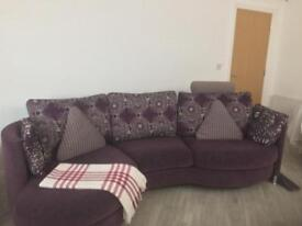Beautiful Fama 3 piece suite