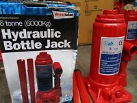 6 ton bottle hydraulic jack sprinter transit iveco ldv vw etc