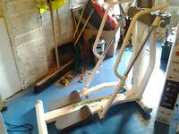 aerobatron stepper and glider machine