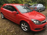 Vauxhall Astra 1.8SRI 2007 Rosso Red 6months MOT , Power Steering, CD player 87723 miles