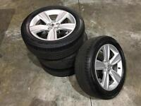"18"" PEUGEOT 4007 / MITSUBISHI OUTLANDER alloy wheels"