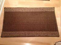 carpets and door mats