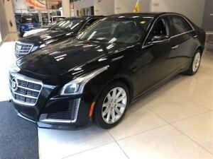 2014 Cadillac CTS 2.0LTurbo *CUIR*BANCS/VOLANT CHAUFF*MAGS*