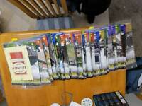 British steam railways magazines with dvd