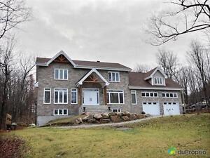 799 000$ - Maison 2 étages à vendre à Cantley