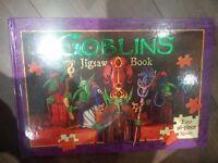 Goblin Jigsaw Book