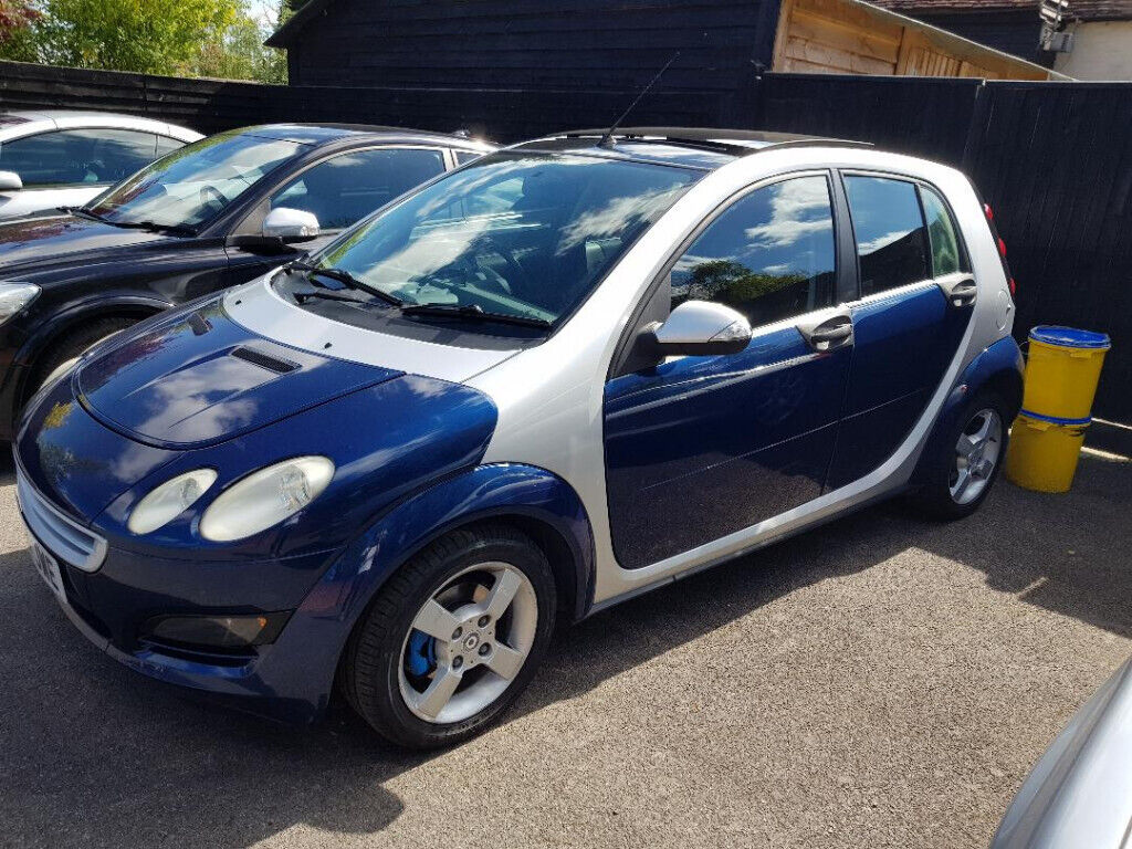 2004 Smart For Four 1 1 Passion In Uckfield East Sussex Gumtree