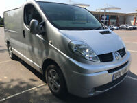 2010 Renault Trafic Same as Vivaro Primastar 2.0 1 year MOT, fully serviced, air con