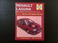 Renault Laguna Haynes Manual.