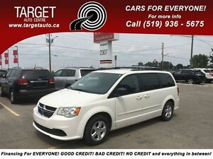 2011 Dodge Grand Caravan DVD, Stow&Go, Very Clean !!!!!
