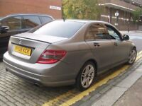 MERCEDES BENZ C320 SPORTS CDI AMG NEW SHAPE ### 220 BHP AUTOMATIC DIESEL ### 5 DOOR HATCHBACK