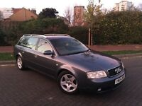 2004 AUDI A6 1.9 TDI SE AVANT FULL LEATHER