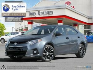 2014 Toyota Corolla S UPGRADE PACKAGE
