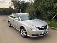 2009 VAUXHALL VECTRA 1.9 CDTI LIFE 120BHP MANUAL SALOON SILVER 12 MONTHS MOT GREAT CONDITION