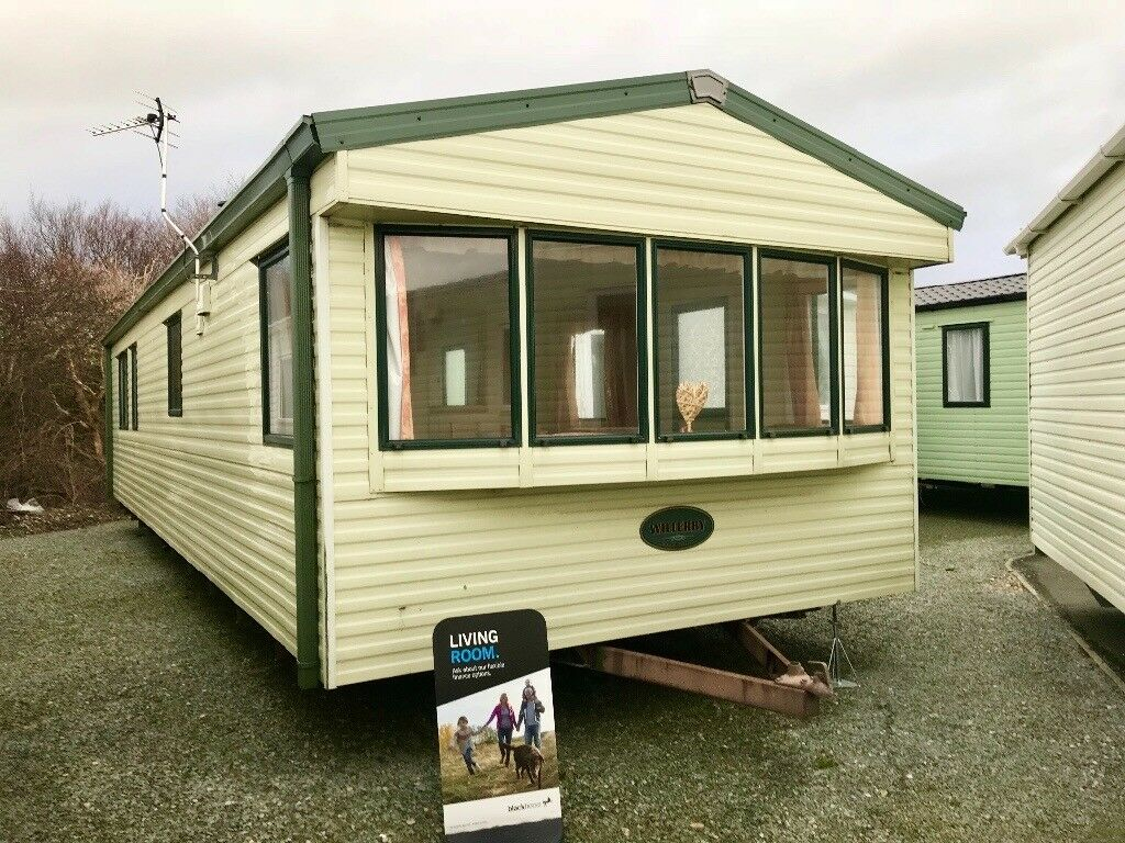 Static Caravan For Sale 12 MONTH SEASON 2018 SITE FEES INCLUDED North West Sea Views Morecambe