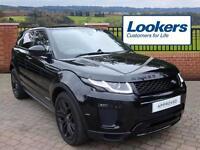 Land Rover Range Rover Evoque SI4 HSE DYNAMIC (black) 2016-09-06