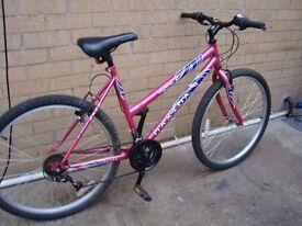 Ladies Bike.