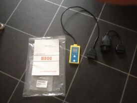'B800' BMW SRS Airbag Scanner / Resetter Tool